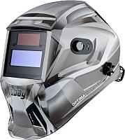 Сварочная маска Fubag Optima Team 9-13 / 38076 (серебристый) -