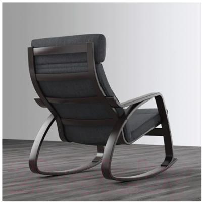 кресло качалка Ikea поэнг 092 515 41