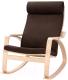 Кресло-качалка Ikea Поэнг 193.028.23 -