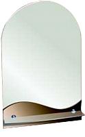 Зеркало для ванной Континент Волна 53.5x63 -