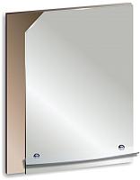 Зеркало для ванной Континент Отражение 53x68 -