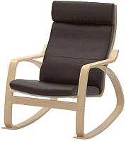 Кресло-качалка Ikea Поэнг 792.816.91 -