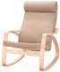 Кресло-качалка Ikea Поэнг 793.028.20 -