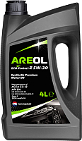 Моторное масло Areol Eco Protect Z 5W30 / 5W30AR008 (4л) -