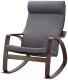 Кресло-качалка Ikea Поэнг 493.028.31 -