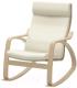Кресло-качалка Ikea Поэнг 592.816.92 -