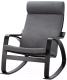 Кресло-качалка Ikea Поэнг 693.028.25 -