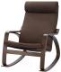 Кресло-качалка Ikea Поэнг 693.028.30 -