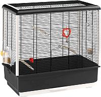 Клетка для птиц Ferplast Piano 4 / 52058917W1 (черный) -