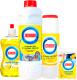 Средство для мытья посуды Хозяюшка Лимон 4 шт 500мл + Средство для устранения засоров 4шт 1л -