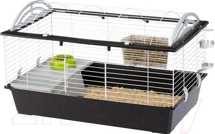 Купить Клетка для грызунов Ferplast, Casita 100 / 57066170 (черный), Словакия