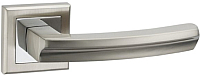 Ручка дверная Combo Виола SN/PC -