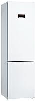 Холодильник с морозильником Bosch KGN39XW33R -