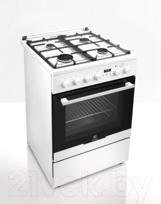 Плита газовая Electrolux EKK96498CW