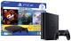 Игровая приставка Sony PS 4 1Tb + GT Sport, God of War, Horizon Zero Dawn / PS719785217 (с подпиской PS Plus на 3мес) -