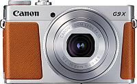 Компактный фотоаппарат Canon Powershot G9 X Mark II / 1718C012AA (серебряный) -