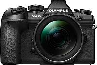 Беззеркальный фотоаппарат Olympus E-M1 Mark II Kit 12-100mm Pro (черный) -