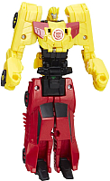 Робот-трансформер Hasbro Крэш-Комбайнер: Sideswipe/Bumbelbee / C0628 -