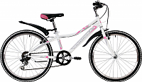 Велосипед Novatrack Alice 24SH6SV.ALICE.10WT9 -