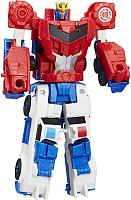 Робот-трансформер Hasbro Крэш-Комбайнер: Strongarm/Optimus Prime / C0628 -