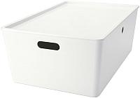 Контейнер для хранения Ikea Куггис 503.763.69 -