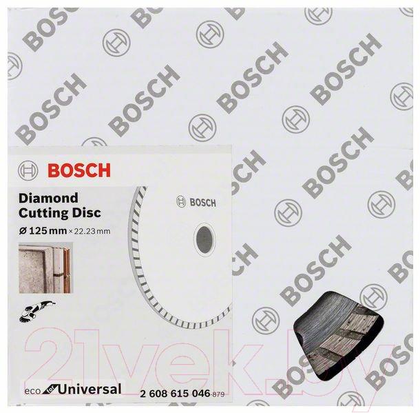 Купить Алмазный диск Bosch, 2.608.615.046, Китай