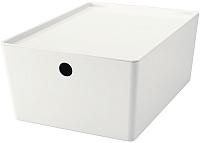 Контейнер для хранения Ikea Куггис 903.763.67 -
