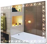 Зеркало для ванной Континент Vichy Led 91.5x68.5 -
