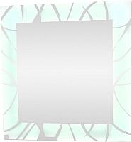 Зеркало Континент Allegro Led 77x77 -