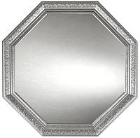 Зеркало Континент Ретро 60x60 (белый) -