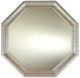 Зеркало Континент Ретро 60x120 (серебристый) -