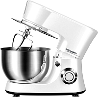Кухонный комбайн Redmond RKM-4050 (белый металлик) -