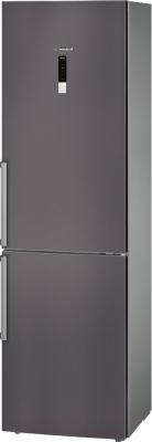 Холодильник с морозильником Bosch KGE39AC20R - общий вид