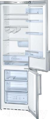 Холодильник с морозильником Bosch KGE39AC20R