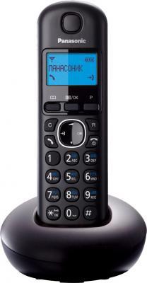 Беспроводной телефон Panasonic KX-TGB210 (черный) - общий вид