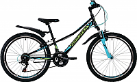 Велосипед Novatrack Valiant 24SH18V.VALIANT.10BK9 -