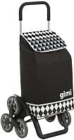Сумка-тележка Gimi Tris Optical GM128 (черный) -