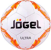 Футбольный мяч Jogel JS-410 Ultra (размер 5) -