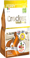 Корм для собак Crockex Wellness Mini Puppy Chicken & Rice / MCF2602 (2кг) -
