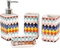 Набор аксессуаров для ванной Benedomo Younga -