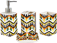 Набор аксессуаров для ванной Benedomo Abo -