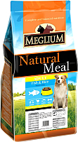 Корм для собак Meglium Dog Adult Fish MS0403 (3кг) -