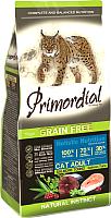 Корм для кошек Primordial Cat Adult Salmon & Tuna / MGSP1206 (6кг) -