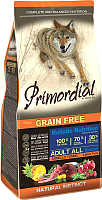 Корм для собак Primordial Dog Adult Tuna & Lamb MSP5312 (12кг) -