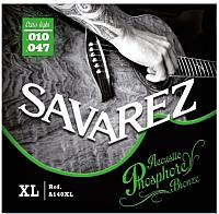 Струны для акустической гитары Savarez A140XL -