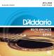 Струны для акустической гитары D'Addario EZ910 Light 11-52 -