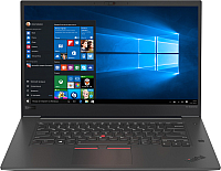 Ноутбук Lenovo ThinkPad X1 Extreme Gen1 (20MF000SRT) -