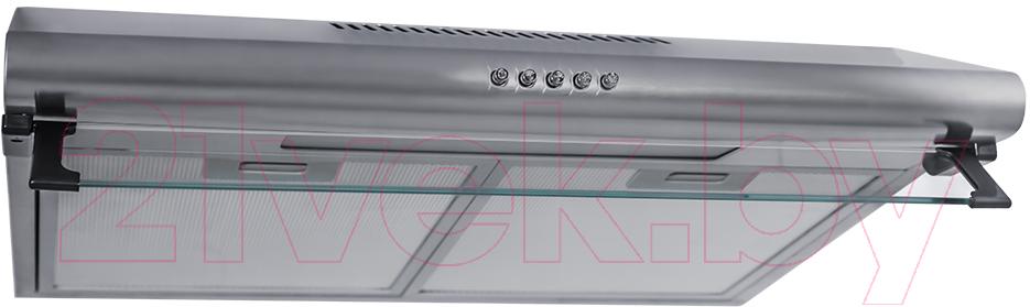 Купить Вытяжка плоская Exiteq, EX-1056 (нержавеющая сталь), Китай