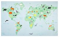 Ковер Bradex Карта Мира DEB 0007 -