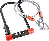 Велозамок Zefal K-Traz U13 + Cable / 4941 -